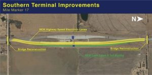 KTA Southern Terminal Toll Plaza Improvements | Sumner County, KS